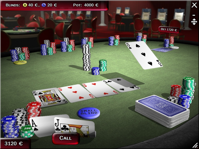 Texas Holdem Poker 3D-Gold Edition 1.0