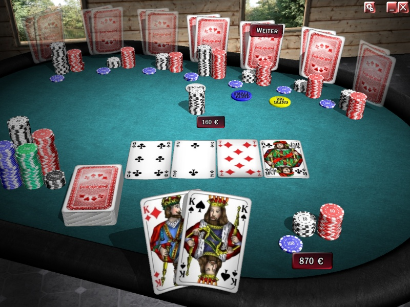 Texas Holdem Poker 3D   PC pc ano 2010